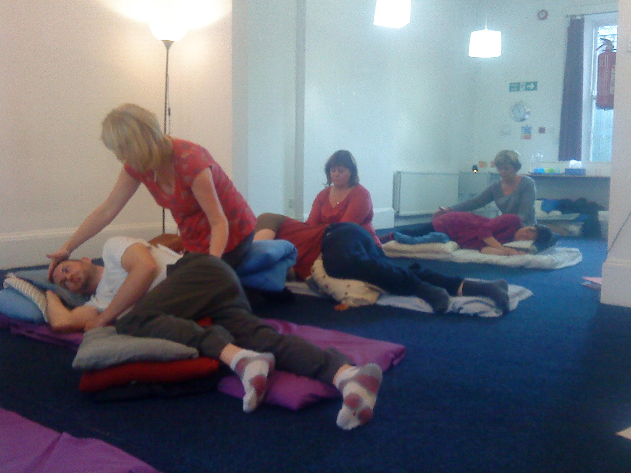 Shiatsu Practitioner Training | The Shiatsu School Edinburgh